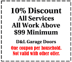 10 discount on service over $99