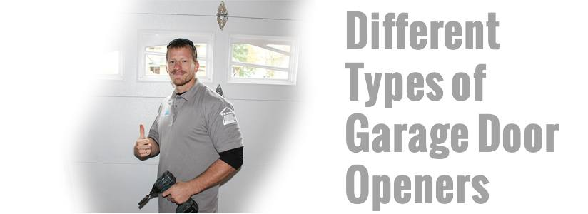 types of garage door openersDifferent Types of Garage Door Openers  Garage Door Repair Camas